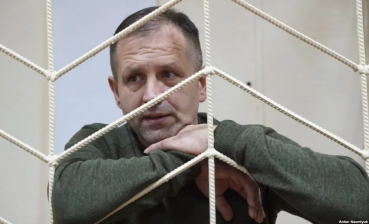 Political prisoner Balukh goes on dry hunger strike