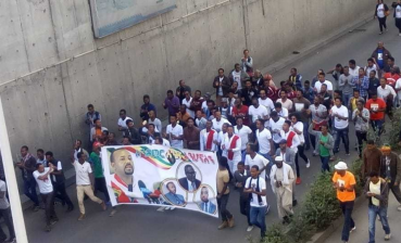 Explosion occurs at rally in support of Ethiopia's PM