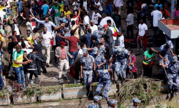 Explosion in Addis Ababa: 80 people injured