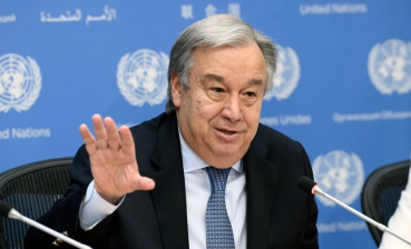 UN Secretary General calls for end to military escalation in Syria