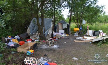 Fatal attack on Roma Camp in Lviv leaves young man dead, a child and others injured