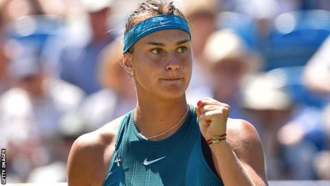 Eastbourne 2018: Karolina Pliskova stunned by Aryna Sabalenka; Caroline Wozniacki through