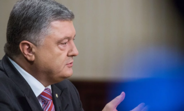Poroshenko urges world to react on Ukrainian political prisoner as on Skripal