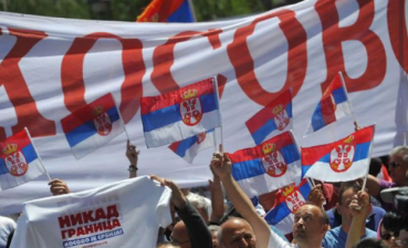 """You are our only hope"": Serbians from Kosovo appeal to Putin for help"