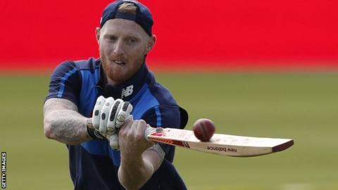 Ben Stokes: England all-rounder in squad for India ODI series