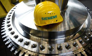 Siemens gas turbine is tested in Crimea