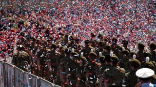 Armed Forces Day marked around the world