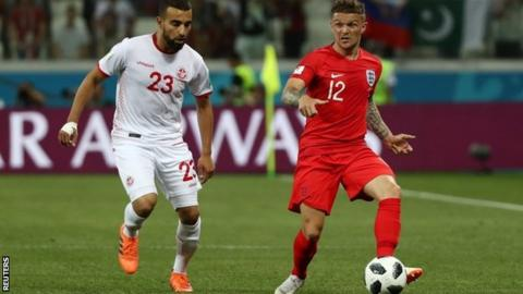 World Cup 2018: Kieran Trippier inspired by David Beckham comparison