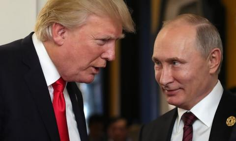 White House begins preparations of possible Trump, Putin meeting