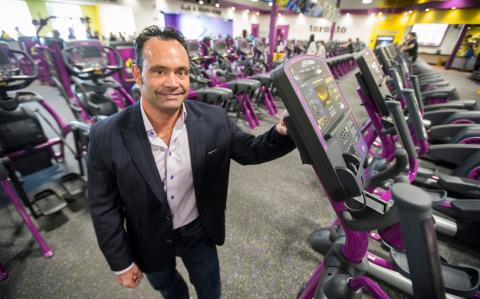 How Planet Fitness founder Chris Rondeau created the fastest growing gym chain in the US