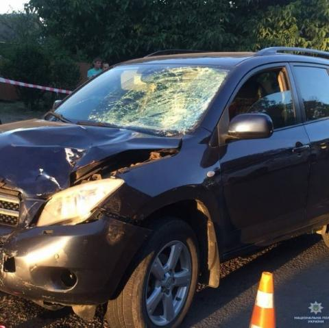 Road accident in Odesa: Woman and little girl die in crash