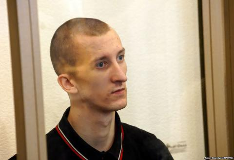 I will keep on starving as long as I'm healthy enough, - Kolchenko