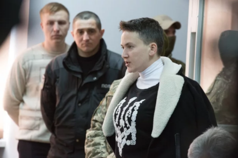 Polygraph test confirms Savchenko's intention to commit terrorist act in Ukrainian parliament