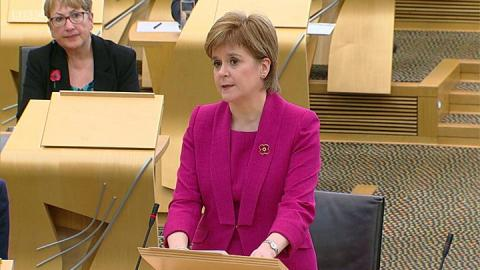 Holyrood to pass gay pardons law