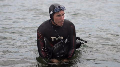 Jellyfish and extreme chafing: The reality of open water swimming