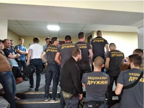 Brawl over creation of Museum of Kyiv's History at Poshtova Square