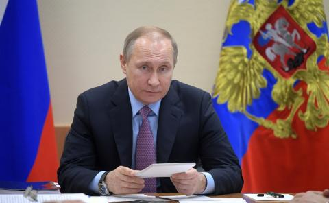 Putin does not think about exchange of Vyshynsky for Sentsov