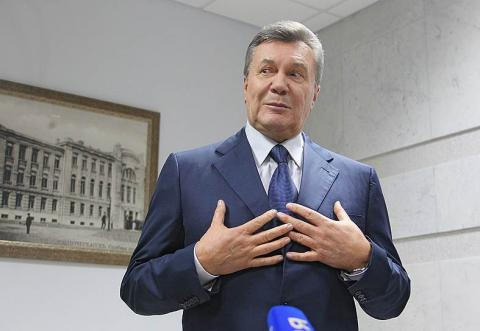 Court announces break in consideration of Yanukovych's case until June 21
