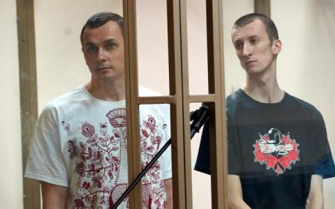 Erdogan promised to intervene in Sentsov's releasing process in 2017