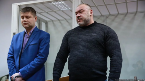 Veremiy's case: Krysin sentenced to five years of imprisonment