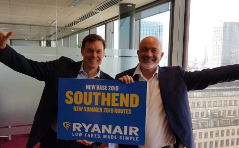 Stobart's $300m Ryanair deal 'sends message to shareholders' amid 'distracting' spat