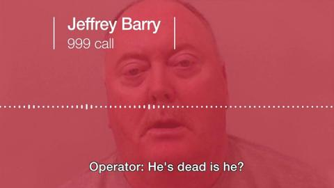 Jeffrey Barry release 'blunders' led to neighbour murder
