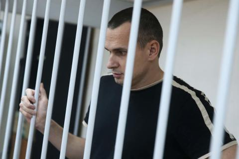 Rally in support of Sentsov took place in Kyiv