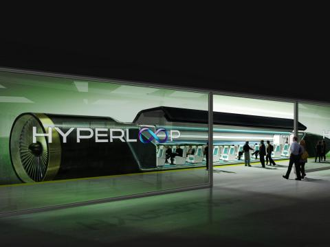 Ukraine, Hyperloop sign cooperation memorandum