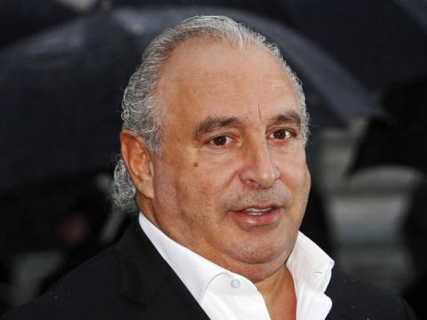 Banned BHS auditor