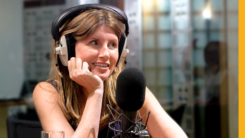 One moment that changed Sharon Horgan's career