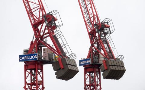 "Outsourcing firms must ""put right"" Carillion failings under new rules, minister demands"