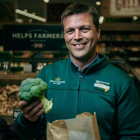 Morrisons brings back paper bags for groceries to cut out plastic
