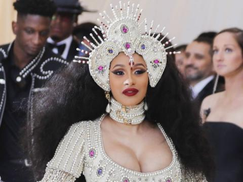 Cardi B and Offset wed in secret…nine months ago