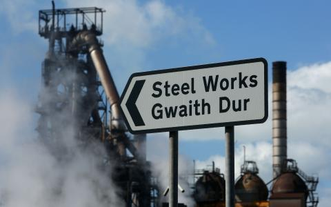 Hopes for UK steel jobs as Tata and Thyssenkrupp set to detail merger