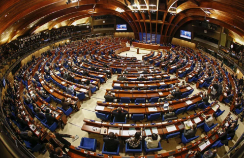 PACE makes step for return of Russia's delegation to assembly