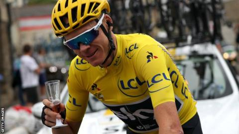 Team Sky back Froome for Tour de France