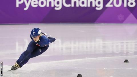 UK Sport: Four winter sports have funding cut; Elise Christie gets individual investment