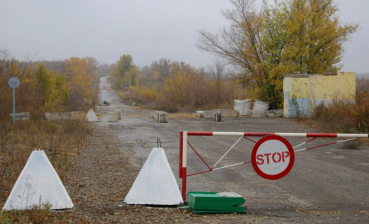 Ukraine's army took control of road near liberated Zolote in Luhansk region