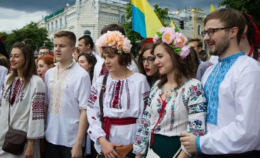 2% of Ukrainians concerned about Russian language status