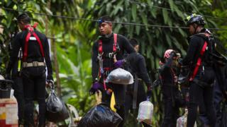 Thailand cave: Hope grows for a daring rescue of trapped boys