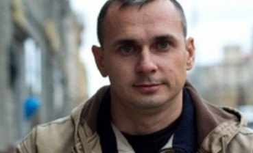 Sentsov becomes first laureate of Ukrainian ID Award