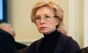 Denisova addresses Russian colleague due to beating of Gryb