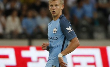 Football: Zinchenko may leave Manchester City