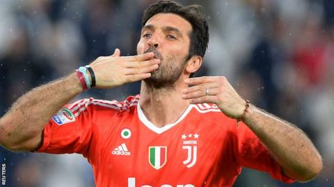 Gianluigi Buffon: Paris St-Germain complete signing of Juventus legend