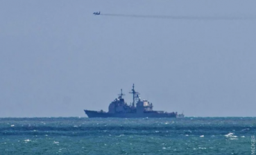 Two US Navy ships enter Black Sea to take part in Sea Breeze-2018