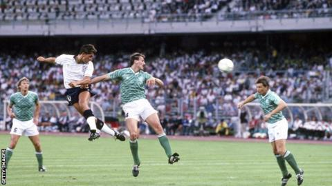 World Cup Rewind: Relive England's 1990 semi-final against West Germany