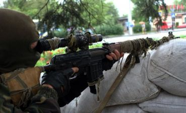 24 hours in Donbas: 21 attacks on Ukrainian positions