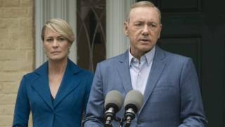 Robin Wright on Kevin Spacey: