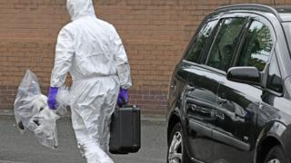 Belfast explosion believed to be a pipe bomb