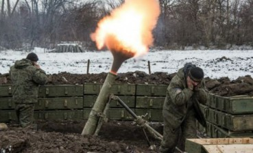 24 hours in Donbas: Militants shell Ukrainian positions two times
